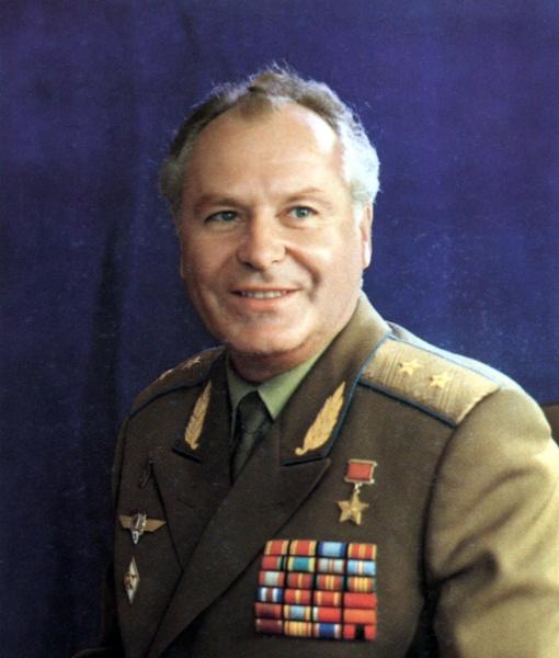 85-летие Германа Титова